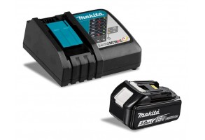 Батерия Makita Li-Ion комплект със зарядно 3.0 Ah, 18.0 V, 1 бр., 191A24-4