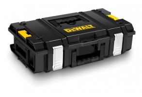 Куфар за инструменти пластмасов 530х336х158 мм, черен, Toughtsystem DeWALT DS150