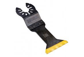Нож за многофункционален осцилатор 44 мм, DeWALT