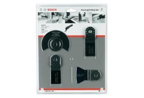 Нож за многофункционален осцилатор комплект 4 бр., Bosch
