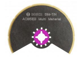 Нож за многофункционален осцилатор полукръгъл ф 85 мм, Bosch ACI 85 EB