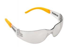 Очила защитни противоударни UV безцветни, DeWALT Protector
