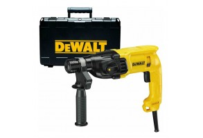 Перфоратор електрически SDS-plus, 710 W, 2 J, DeWALT D25033K