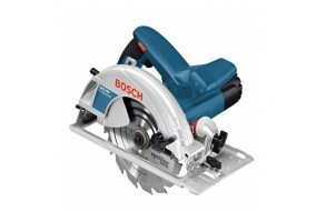 Ръчен циркуляр Bosch GKS 190, 1400 W
