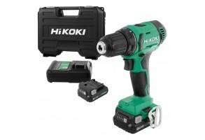 Винтоверт акумулаторен безчетков, 12 V, 2.5 Ah, 38 Nm, HiKOKI - Hitachi DS12DA